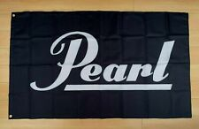Pearl Drums 3x5 Ft Flag Banner Percussion Instruments