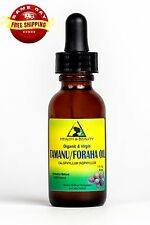 TAMANU / FORAHA OIL ORGANIC UNREFINED VIRGIN COLD PRESS PURE 1 OZ GLASS DROPPER