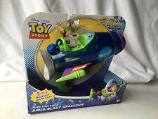 Toy Story Buzz Lightyear Aqua Blast Spaceship New in Box