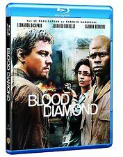 BLOOD DIAMOND                    ------  BLU RAY