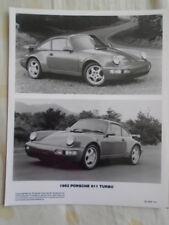 Porsche 928 GTS press photo 1993 USA market