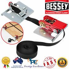Bessey Flooring Strap Clamp Ratchet Mechanism Workshop Equipment Hand Tools 25mm