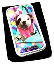 Teo Jasmin Designer Pug Puppy Dog Design Electronic Gas Lighter Red Jet Flame A4