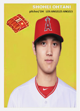 SHOHEI OHTANI 54 WILSON FRANKS ACEO ART CARD ## BUY 5 GET 1 FREE # or 30% OFF 12