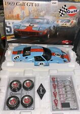 GMP 1/12th 1969 GT40 Mk1 Gulf # 6 Jacky Ickx /Jackie Oliver 1969 24 HRS LEMANS