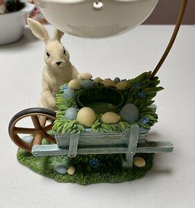 Yankee Candle Easter bunny tart warmer