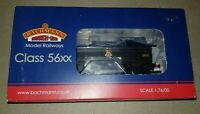 OO Gauge Bachmann 32-085 Class 56XX 6639 BR Black Early Emblem Locomotive boxed