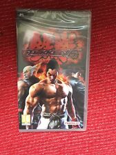 Tekken 6 psp factory sealed