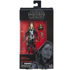 Jaina Solo Actionfigur Black Series 6 inch Hasbro, Star Wars, 15 cm