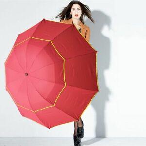 130cm Big Umbrella Men Woman Male Female Windproof Large Top Quality Umbrella
