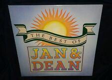 BEST OF JAN & DEAN, VINYL LP (EX playtested) cover NM