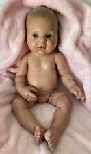 "Bountiful 2010 Reborn Baby Anatomically Correct Girl Doll 16"" 40cm"