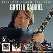Gunter Gabriel-ORIGINAL ALBUM CLASSICS 5 CD NUOVO
