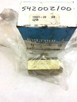 Details about  /DELTROL FLUID VALVE 10011-84 NEW IN BOX *