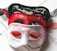 Unisex 6pcs Pack of Mardi Masquerade Party Fantasy Masks weddings Halloween new