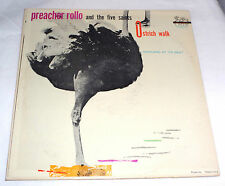 Preacher Rollo and the Five Saints:  Ostrich Walk [VG+ Copy]
