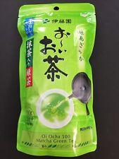 ITOEN Oi Ocha Green Tea Powder 100g 500 Matcha Blended Instant MADE IN JAPAN