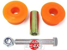 fits: NISSAN PATROL Y61 1997-2008  POLYURETHANE TRAILING ARM BUSH & BOLT KIT