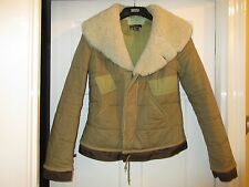 Women's Diesel coat winter jacket , size M