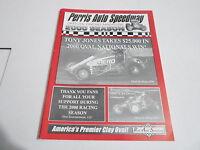 #MISC-2890 vintage car racing program - 2000 PERRIS AUTO SPEEDWAY