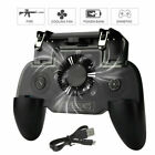 For IOS Android PUBG Mobile Phone Game Controller Joystick Cooling Fan Gamepad