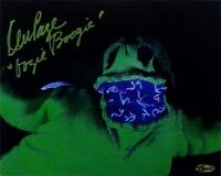 Ken Page Signed Oogie Boogie Nightmare Before Christmas 8x10 Photo OC Holo OC5