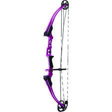 Genesis Mini Bow Purple LH