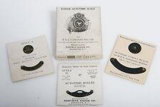Antique Kodak camera Shutter And Aperture Scales with box