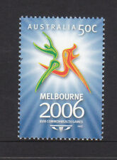2006 Melbourne Commonwealth Games Logo - MUH