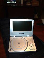 "Insignia I-PD720 Portable DVD Player (7"")"