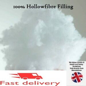 Toy Stuffing 1KG Hollowfibre Filling Cushion  Toy& Craft Filling
