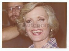 Florence Henderson - Vintage Candid Photo by Peter Warrack