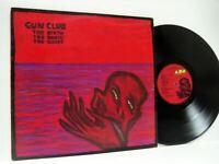 GUN CLUB the birth, the death, the ghost LP EX+/VG ABC LP 1, vinyl, album, punk