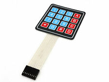 M457 New High Quality 4 x 4 Matrix Array 16 Key Membrane Switch Keypad Keyboard