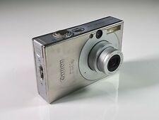Vintage Canon Digital Ixus 70 Digital Camera 7.1Mpx, 3X Optical Zoom, JAPAN!