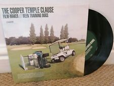 "COOPER TEMPLE CLAUSE  Film Maker   7"" VINYL RECORD IN PICTURE SLEEVE  NEW"