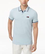 cdbd926508f Genuine Tommy Hilfiger Mens Custom Fit Logan Polo Shirt XL Blue 'big Logo'