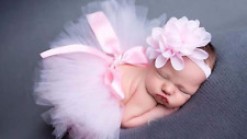 Baby girl s princess photography prop tutu outfit set