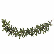 "Artificial 60"" Pine & Pinecones Classic Holiday Christmas Winter Garland"