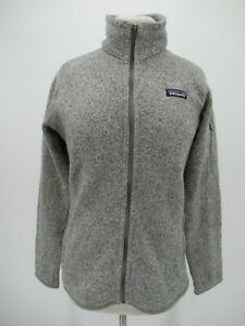 M0432 Patagonia Women's Better Sweater Fleece Jacket Size M