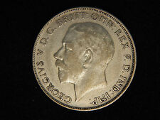 1922 Great Britain Florin - Silver
