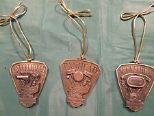 "Harley-Davidson Christmas Ornament 2000 ""Heavy Metal"""