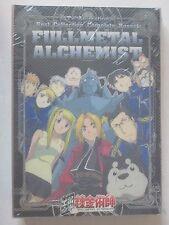New Fullmetal Alchemist 6-DVD Complete TV Anime Series Episodes 1-51 Full Metal