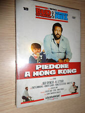 DVD N° 19 I MITICI BUD SPENCER E & TERENCE HILL  PIEDONE A HONG KONG  2016