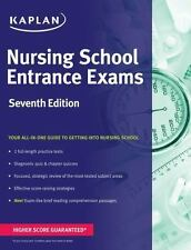 Kaplan Test Prep: Nursing School Entrance Exams