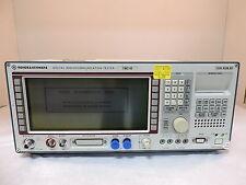 Rohde & Schwarz CMD60 Radio Communications Test Set, 90 Day Warranty, Calibrated