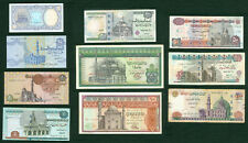 Egypt, Islam, Muslim, Egypt Mosques Over Banknotes, Very Rare BAN6
