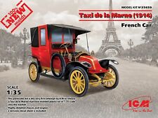 ICM 1/35 Taxi de la Marne (1914) French Car # 35659