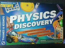 Physics Discovery experiment Kit.Thames & kosmos.