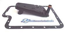 Ford E4OD 4R100 Transmission 4X4 Oil Filter + Farpak Pan Gasket Service Kit 4WD